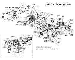 flathead electrical wiring diagrams wiring diagram for 1950 ford