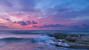 Sea Coast Ocean Clouds 4k ocean ...