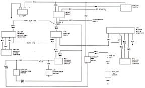 car air conditioning wiring diagram  air conditioning wiring    car air conditioning wiring diagram