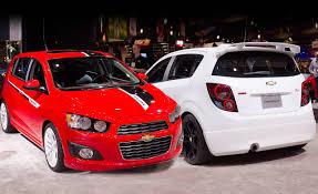 Chevrolet Sonic Z-Spec Series – Chevy SEMA Preview