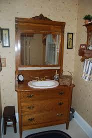 31 wonderful bathroom vanities made out of old dressers eyagci old dresser made into bathroom vanity