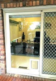 weatherproof pet door dog cat proof screen full size of with sliding best wi weatherproof dog door diy best for sliding