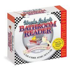 Uncle Johns Bathroom Reader Desk Calendar 2018 | Workman ...
