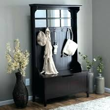 Hall Tree Coat Rack Storage Bench Delectable Entryway Coat Hanger Decent Shoe And Coat Racks Entryway Coat Rack