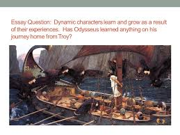 the odyssey essay the introduction ppt video online  5 essay question