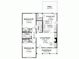 attractive design 12 simple house plans 1000 sq ft bungalow plan