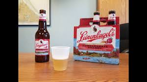 leinenkugel s limited edition pomegranate shandy review