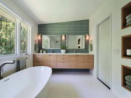 The Mid Century Modern Bathroom Vanity Tops About Plan Great Best ...