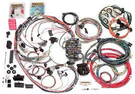 painless performance products all models parts classic industries 1978 81 camaro 26 circuit chassis wiring harness