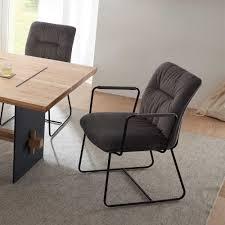 Armlehnen Esszimmerstühle Premium