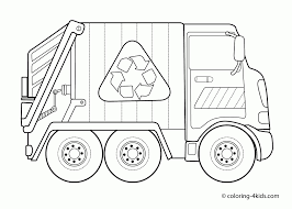Dump Truck Coloring Pages Tow Truck Coloring Pages Free Printable