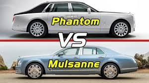 2018 bentley mulsanne interior. delighful mulsanne bentley mulsanne vs 2018 rollsroyce phantom viii with bentley mulsanne interior
