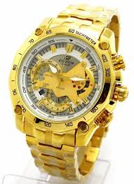 casio watches gold color best watchess 2017 casio 550 white dial full gold chain watch for men