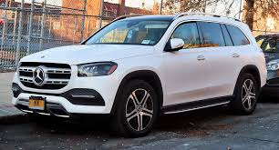 The 2020 model year brings improved dynamics, new tech, and a bit of fresh styling to the gt lineup, which received a facelift and gained the roadster body style and gt c variant in 2016. Mercedes Benz Gls Class Wikipedia