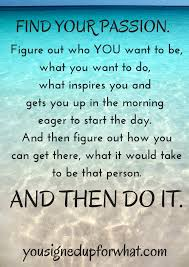 Quotes About Following Dreams Best of Find Your Passion Fitness Goals Recap 24 Pinterest Passion