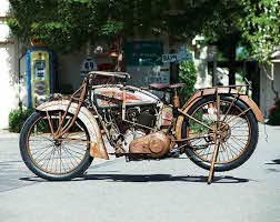 high achiever 1916 excelsior twin