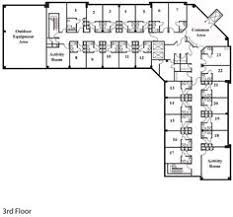 Second Floor Plan  Arch  Pinterest  ArchAssisted Living Floor Plan