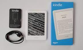 Máy đọc sách Kindle Basic 10th (all-new-kindle) used