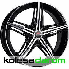 Купить колесный <b>диск Yokatta MODEL</b>-<b>43</b> 7xR17 5x114.3 ET45 ...