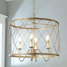 caged arabesque drum chandelier shades of light throughout pendant designs 4 white bamboo 6 gold within drum shade light 6 chandelier fixture white