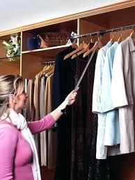 pull out closet rod pull out closet pull out closet rod pull down closet doors pull pull out closet rod