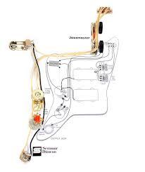 vintage jazzmaster wiring diagram vintage image fender vintage traditional jazzmaster guitar pre wired wiring on vintage jazzmaster wiring diagram