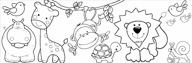 Small Picture Tiger Wild Animals Coloring Pages For Kids Printable Free Coloring
