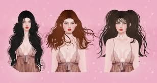 デスクトップ壁紙 ピンク 肌 人間の髪の色 美しさ 髪型 黒髪