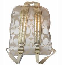 coach hobo bag  coach poppy op art glam tan multicolored canvas backpack  tradesy