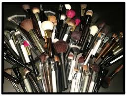 messy makeup brush set photo makeup organizer ideas sick of keeping track of all the brushes