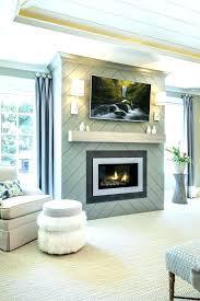 wall fireplaces ideas mantel brick fireplace decorating full size