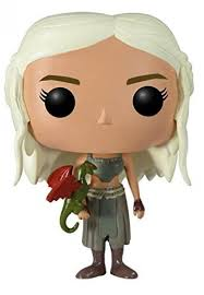<b>Funko Pop</b> Game of Thrones: <b>Daenerys Targaryen</b> Vinyl Figure Item ...