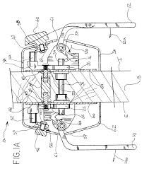 Mechanical electrical large size patent us6293598 push pull door latch mechanism with lock drawing