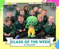 CLASS OF THE WEEK The winner of the... - Raglan Public School