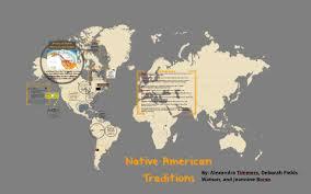 Native American's Traditions by Deborah Fields-Watson