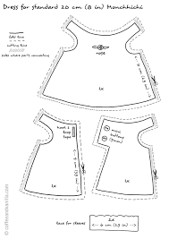Free Printable Doll Clothes Patterns For 18 Inch Dolls Simple Design Inspiration