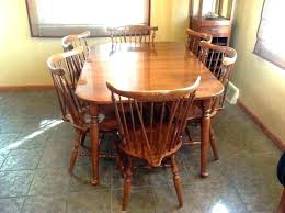 ethan allen dining dining table s and 6 chairs round set dining ethan allen dining room