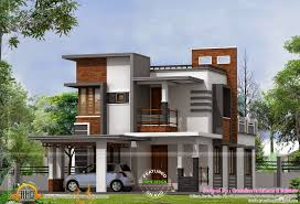 free house plans with estimated cost to build outstanding low cost contemporary house kerala home design