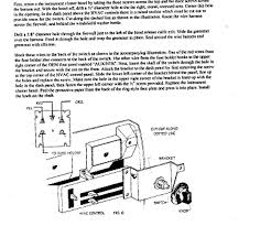 air conditioning wiring diagrams speed switch wiring