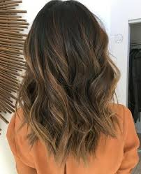 Hair Color Brown With Caramel Highlights