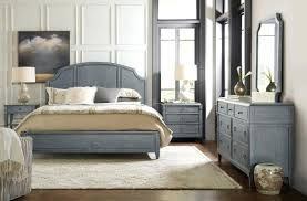 Bedroom Set Headboard And Sets Curved Wooden White Upholstered Head ...