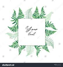 Leaves Outline Template
