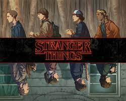Stranger Things Wallpaper Computer Cute ...