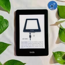 Máy đọc sách Kindle Paperwhite hàng USED, máy đẹp - đủ các model gen 1, 2,  3 - có đèn nền, màn hình 6''