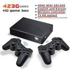Trò chơi điện tử kết nối tivi, may choi gamer, máy chơi game dùng thẻ nhớ  chất hơn máy chơi game thùng, máy chơi game băng - Máy Chơi Game - Console
