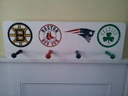 Sports Coat Rack New England Sports Team Coat Rack By Daveswoodcraftshop On Etsy 52