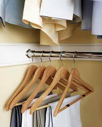 Hack Your Hangers: 10 Ways to Total Closet Organization Domination | Martha  Stewart