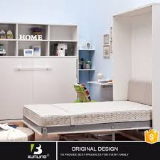 hidden beds in furniture. Wooden Furniture Vertical Single Hidden Wall Bed Folding Beds In