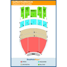 Gaillard Center Events And Concerts In Charleston Gaillard