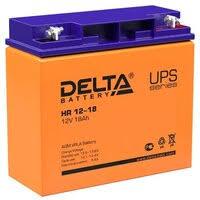 «<b>Батарея</b> Delta HR 12-18, 12V 18Ah (Battary replacement <b>APC</b> ...